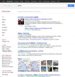 grèce-google