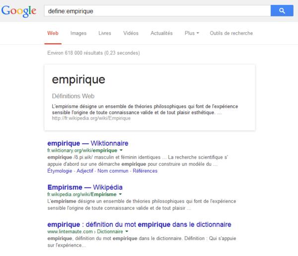 definition-google
