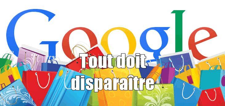 Google Shopping Nouveautés 2014