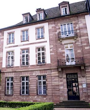 ISEG Campus de Strasbourg.