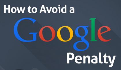 Conseils pour éviter les pénalités Google SEO