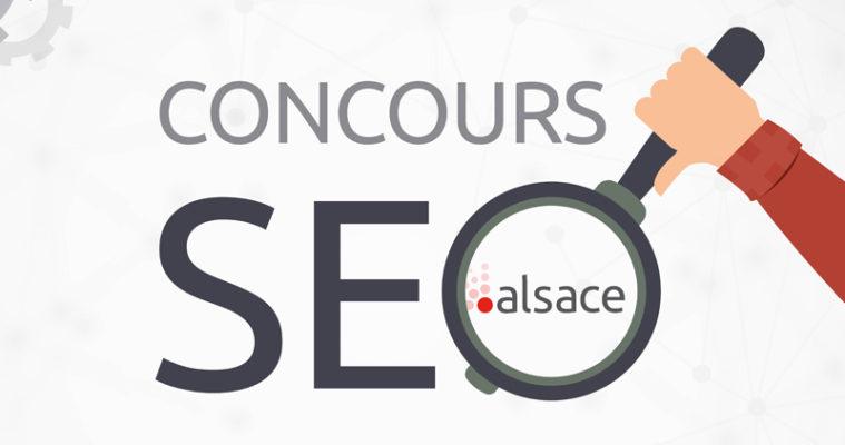 Concours SEO .alsace