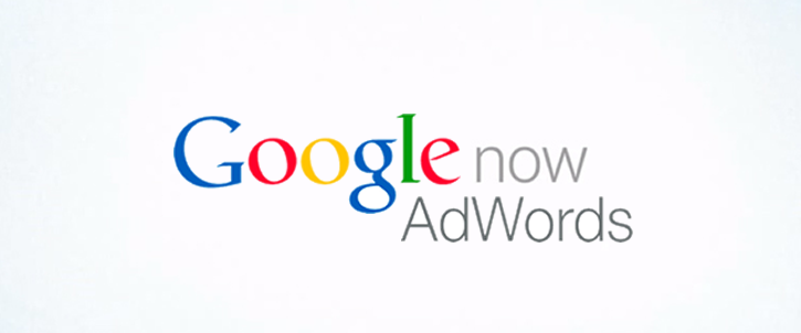 google now adwords search