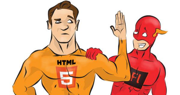 Le HTML5 succède au Flash
