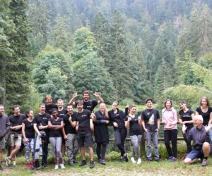 Séminaire 2018 : nature & aventure au Bol d'Air à La Bresse (88) !